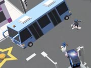 Crazy Chase City Simulator