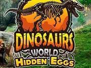 Dinosaurs World Hidden Eggs Part Iv