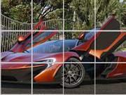 Fancy Cars Puzzle