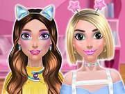 Futuristic Girls Makeover