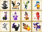 Halloween Board Puzzles