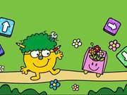 Little Miss Chatterbox's Garden