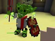 Minecraft Gladiator Arena
