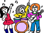 Music Coloring Book