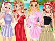 Princesses Graduation Beach Party
