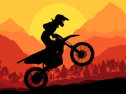 Sunset Bike Racer