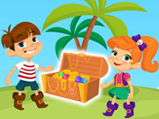 Tiny Pirates: Treasure Island