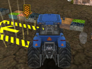 Tractor Parking Simulator