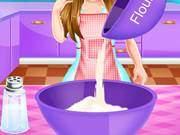 Vincy Cooking Red Velvet Cake