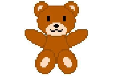 Abraçe o urso?