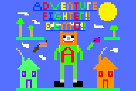 Adventure fighter! (Demo)