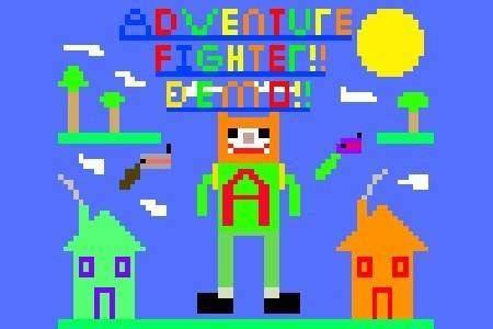 Adventure fighter!