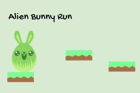 Alien Bunny Game