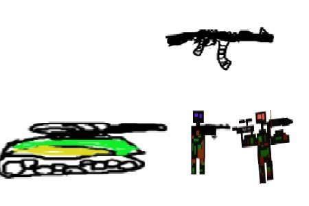 army platformer