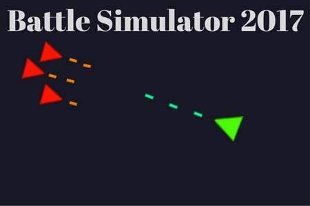Battle Simulator 2017