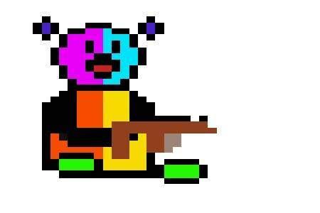 big teddy shooter