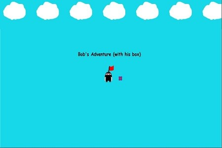 "Bob""s Adventure"