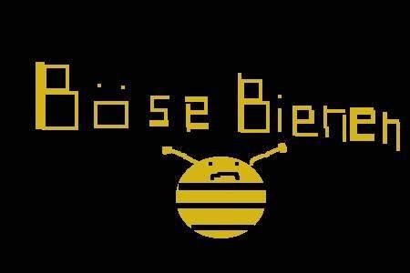 Böse Bienen für mobilgeräte und pc