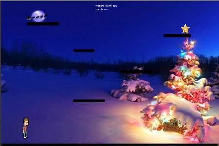 Christmas Platform