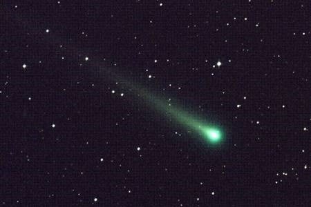 comet strike