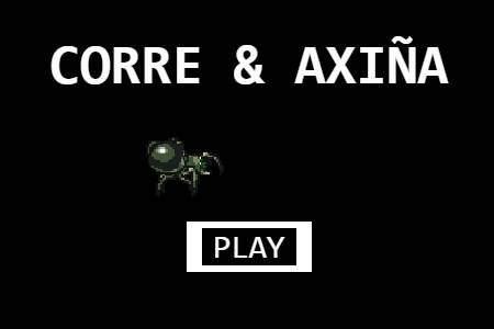 Corre & Axiña
