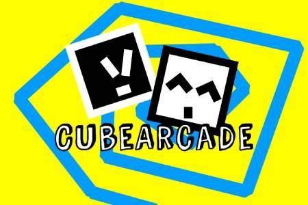 CubeArcade Move The Cube!