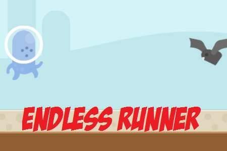 Endless runner example