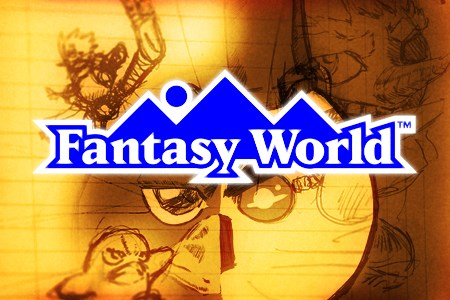 Fantasy World – MMORPG