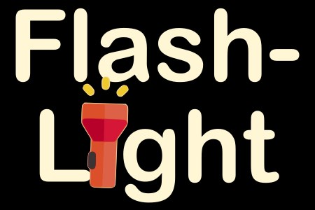 Flashlight demo