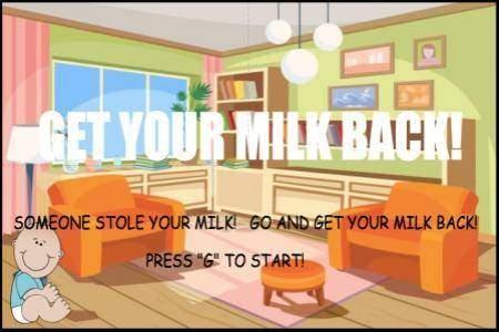 Get Your Milk Back