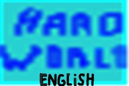 Hard World ENGLISH