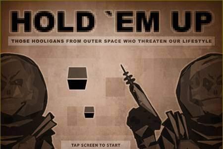 Hold `em Up