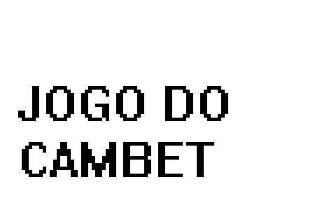 JOGO DO CAMBET