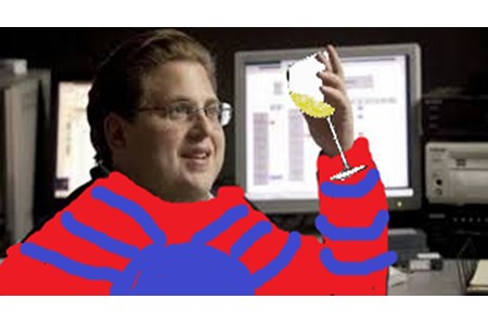 Jonah Hill Spoderman: Origins