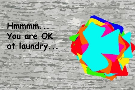 Laundry Sorting Sprint