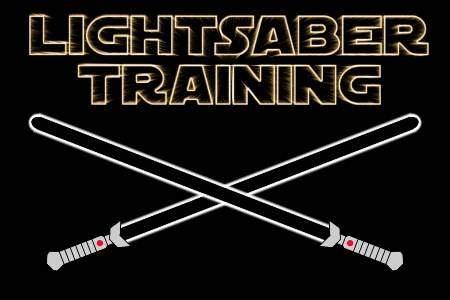 Lightsaber Training(A Star Wars Fan-Game)
