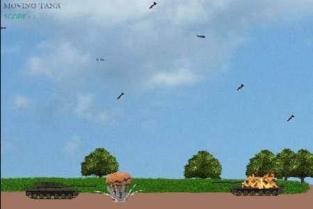 Moving Tank