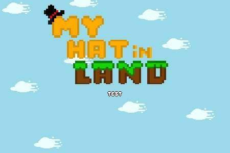 My Hat in Land (test version)