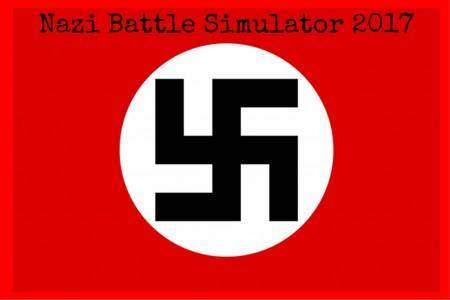 Nazi Battle Simulator 2017