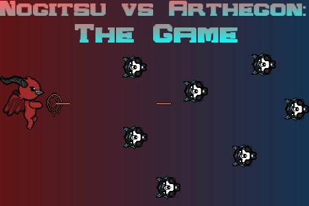 Nogitsu vs Arthegon The Game