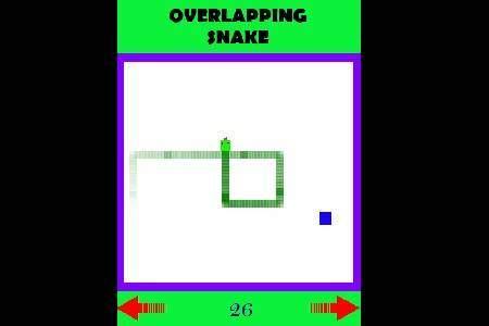 Overlapping Snake