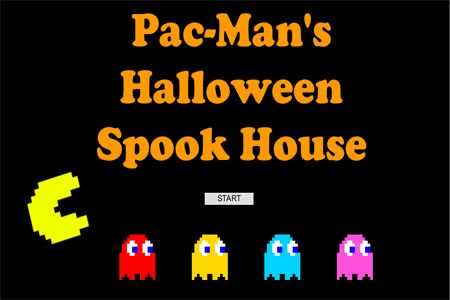 """Pac-Man""""s Spook House"""