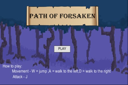 Path of Forsaken
