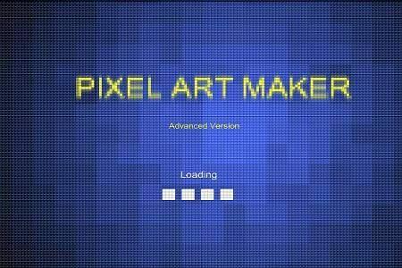 Pixel Art Maker Advanced