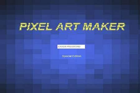 Pixel Art Maker Special