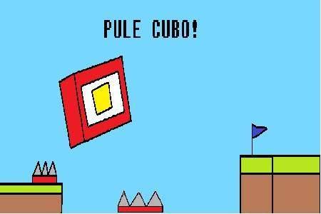 Pule cubo.