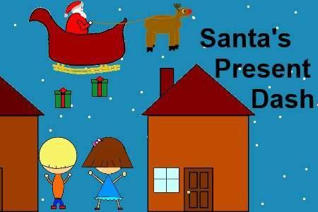Santa»s Gift Dash