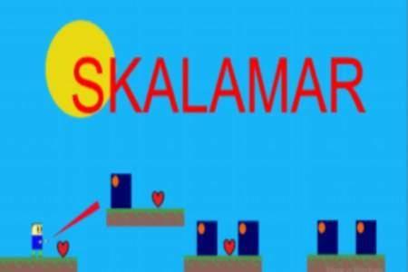 Skalamark