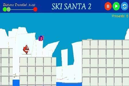 Ski Santa 2