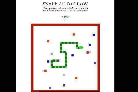 Snake Auto Grow